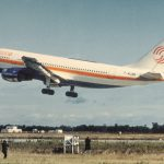 u_A300 First flight